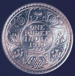 The Coins Of British India George V 1911 1936